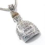 Tequila Pendant Necklace