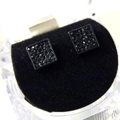 Icey Square Earrings