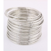 Silver Multi Pcs Bangle